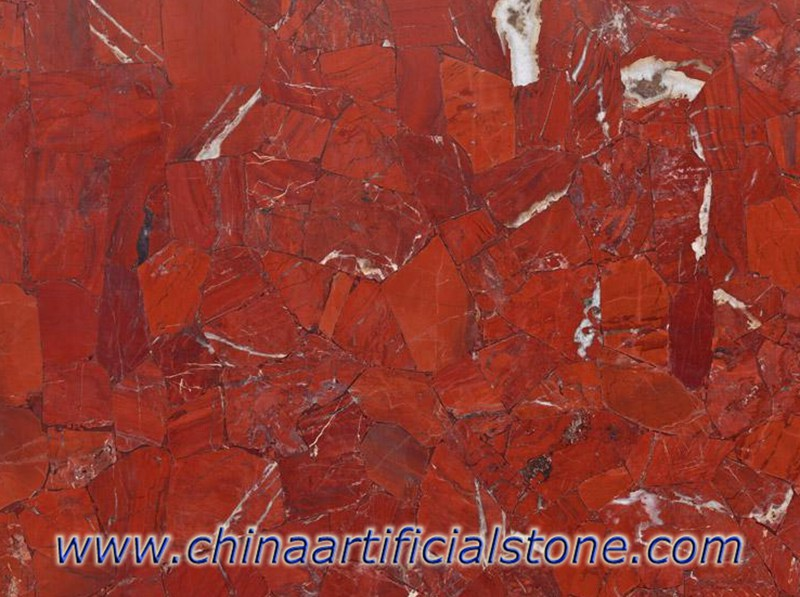 Red Gemstone Tiles