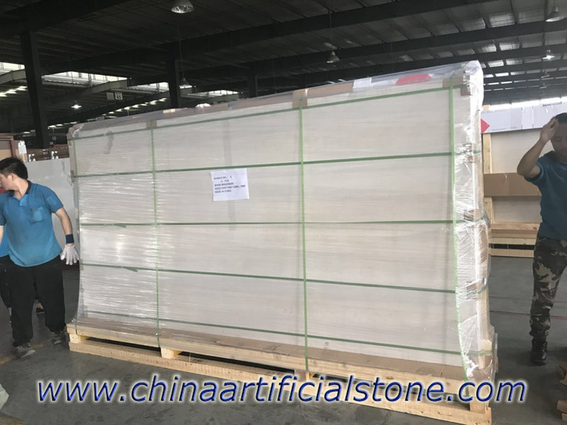 Porcelain Slabs packing