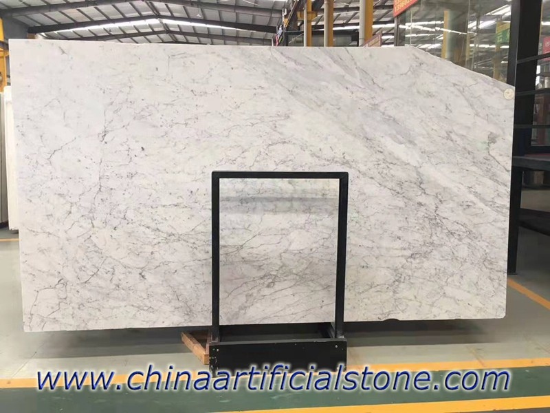 Carrara White Marble Slabs Xiamen Supplier