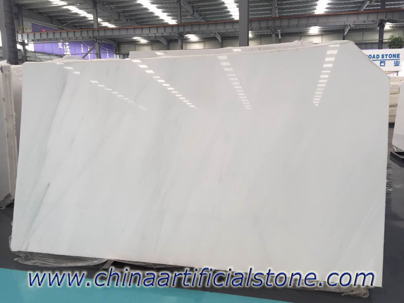 Sichuan White Marble Slabs