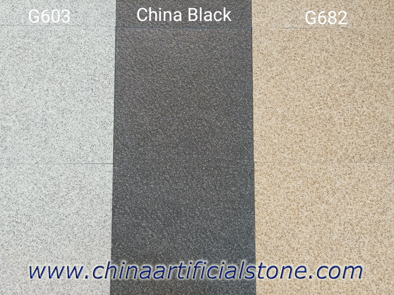 Granite Porcelain Paver Tiles