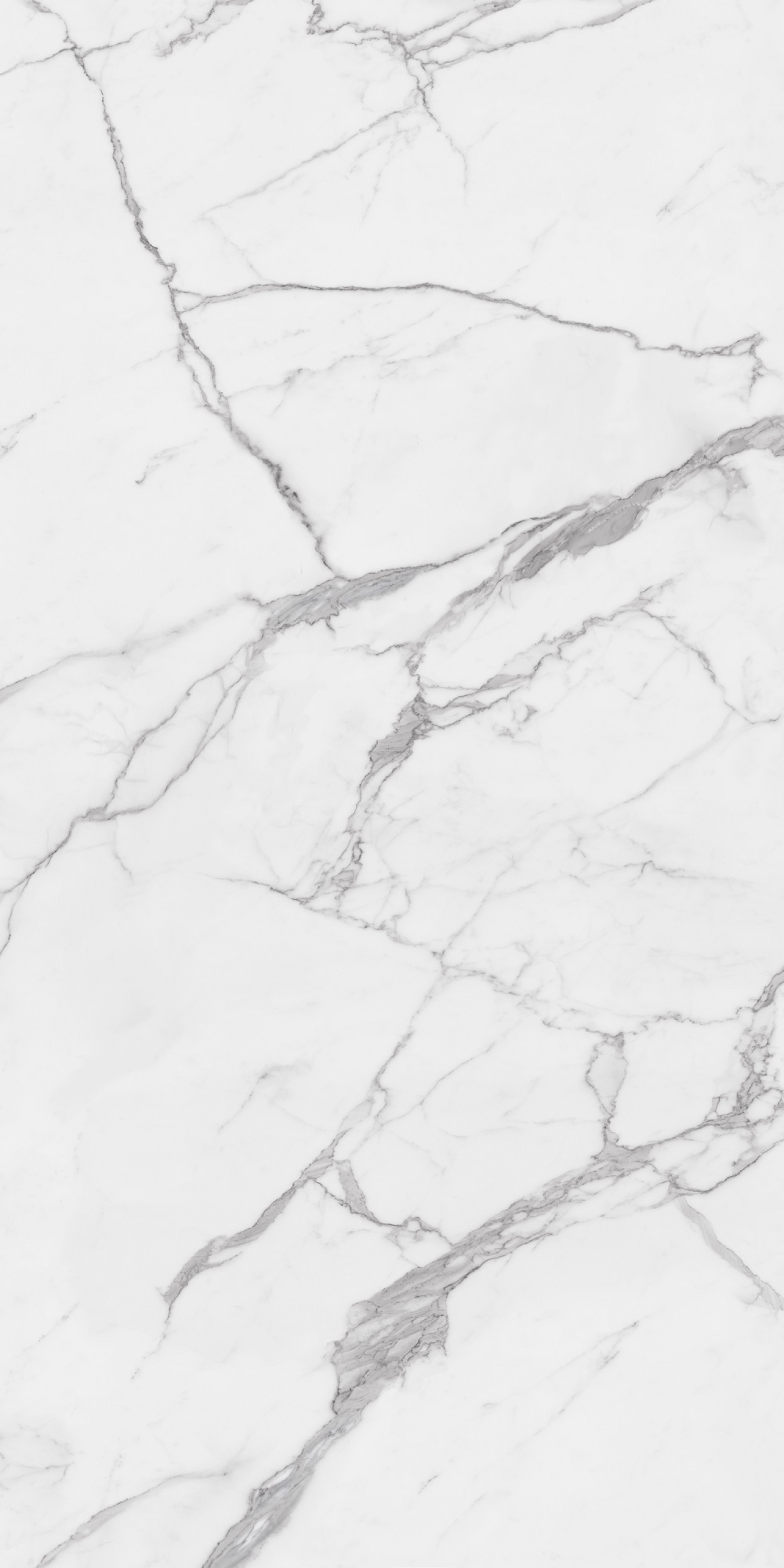 Large Format Calacatta White Marble Porcelain Slabs