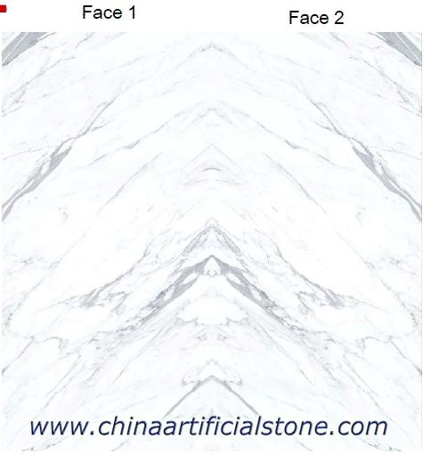 Statuario Porcelain Slab
