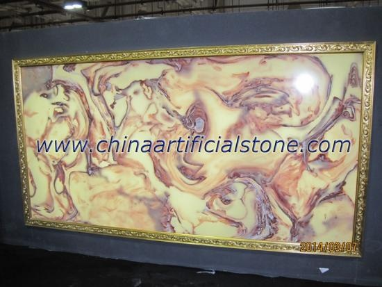 Engineered Onyx Stone Panel