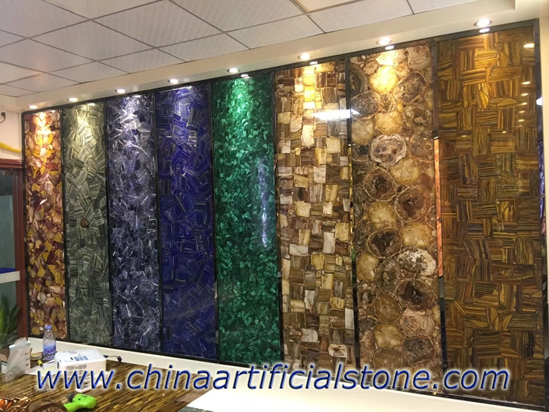 Gemstone Semi Precious Stones Tiles Slabs Countertops