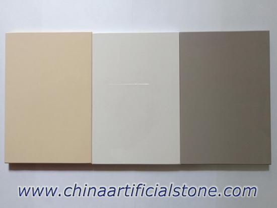 Thin Nano Glass  Stone Tiles Slabs