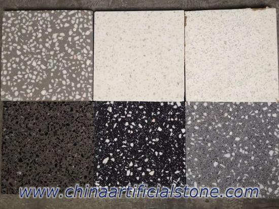 Bespoke Terrazzo Floor Tiles,White Terrazzo,Grey Terrazzo,Black Terrazzo