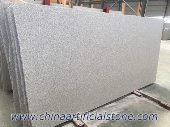 White Grey Granite G603 Slabs