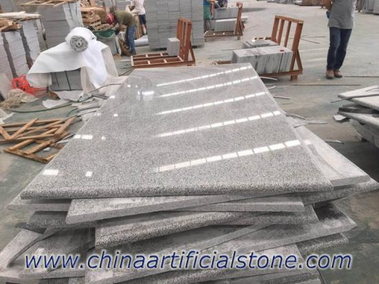White Grey Granite G603 Kitchen Countertop