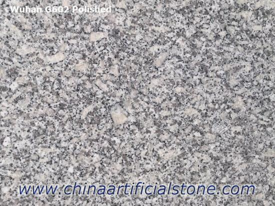 China Cheapest Gray Granite Hubei G602 Tile slabs