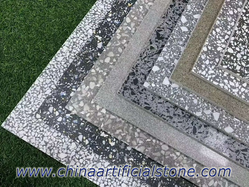 Terrazzo Porcelain Tiles For Floor And Wall Suppliers