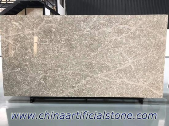 Amazon Green Quartzite Look Engineered Quartz Slab