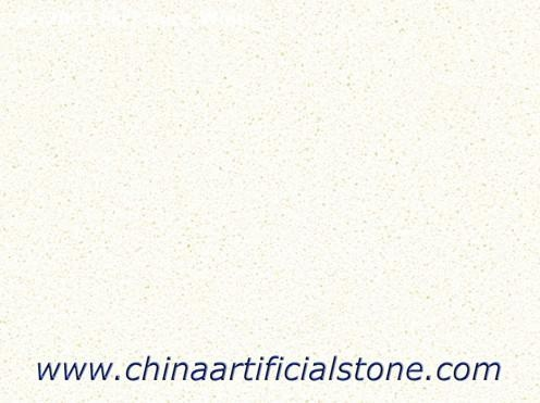 Pure White Quartz Slabs for Countertops