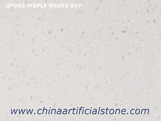 Maple White Quartz for Countertops