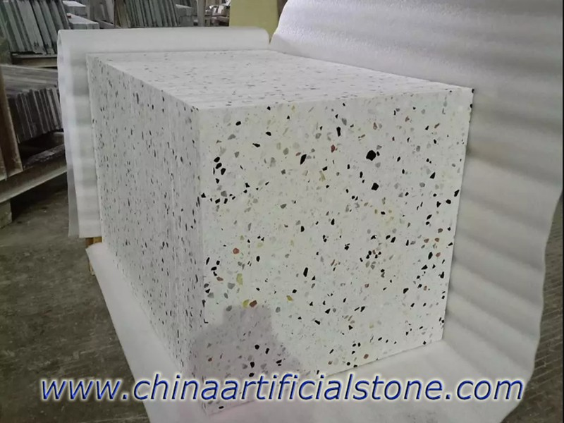 Precast Terrazzo Tiles for Floor and Wall