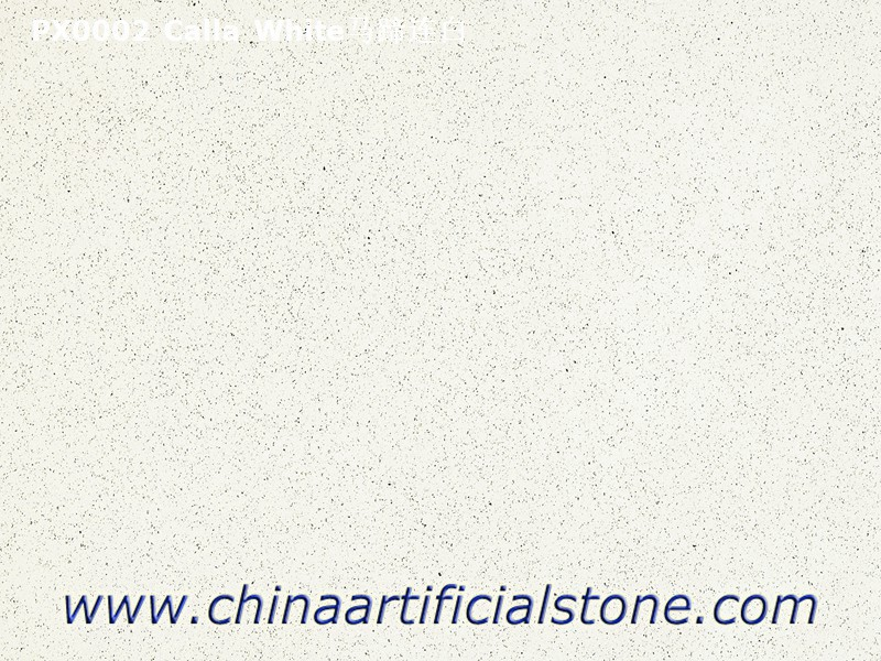 White Agglomerated marble Slabs and Tiles