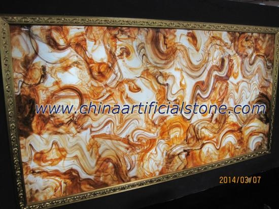 Artificial Onyx Wall Panels