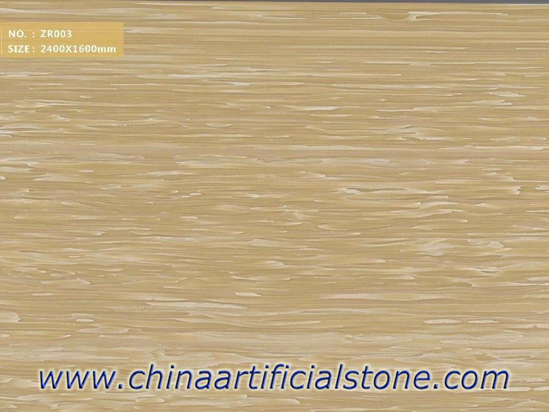 Translucent Wood Vein Artificial Faux Onyx Stone Panels