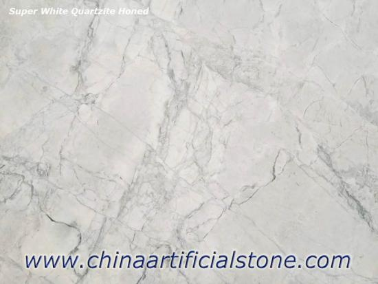 Supper White Quartzite Slab
