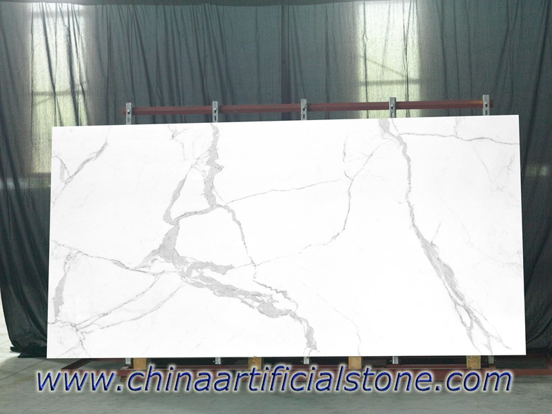Calacatta Gold Porcelain Slabs 3200x1600mm