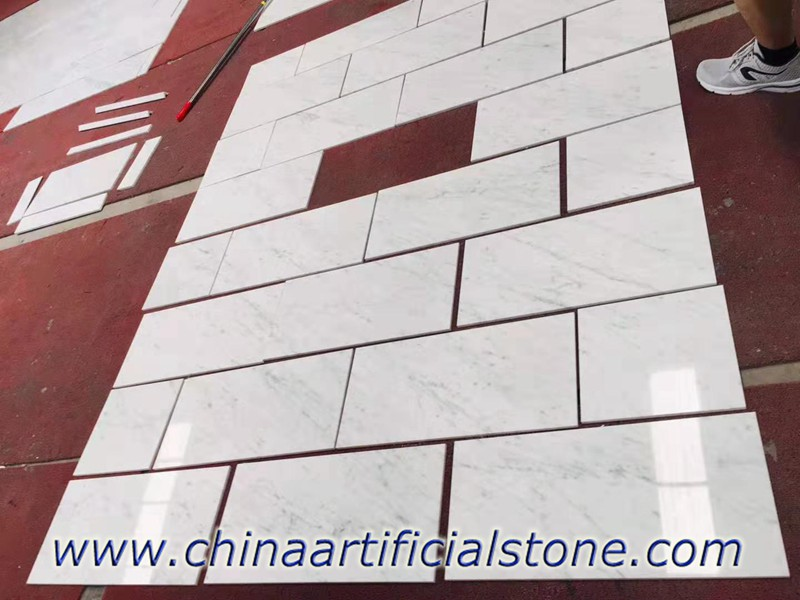 Bianco Carrara White Italian Marble Slabs and Tiles
