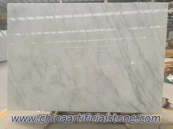 China Eastern White Marble Slab