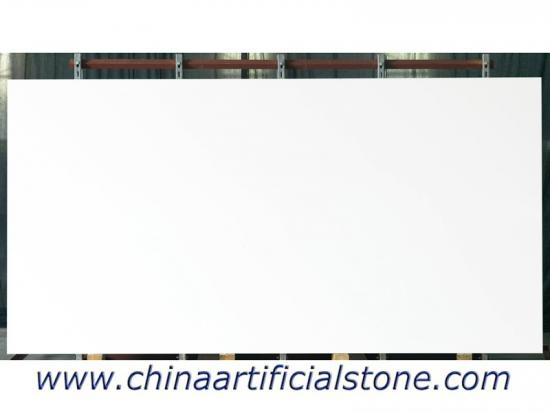 China Arctic White Sintered Stone Slabc