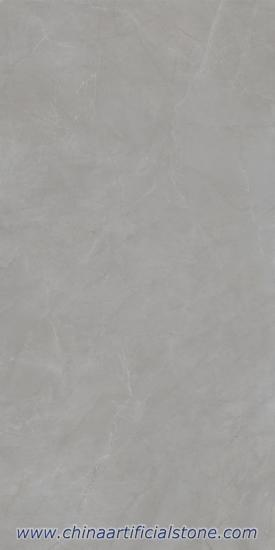 Grey Marble Look Sintered Compact Stone Slab