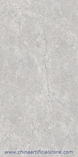 Grey Sintered Stone Slabs Compact Surface
