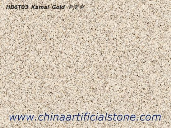 Beige Porcelain Pavers Tile Kamai Gold Granite Look