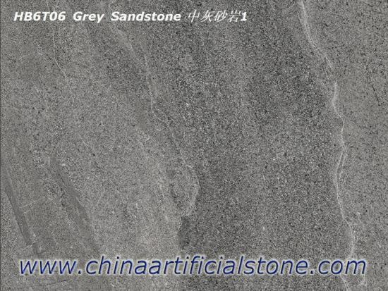 China Top Grey Sandstone Antislip Outdoor Porcelain Pavers Factory