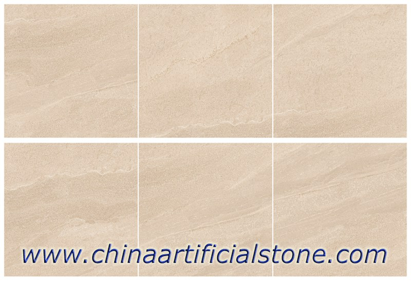 Beige Sandstone Outdoor Porcelain Paving Slabs