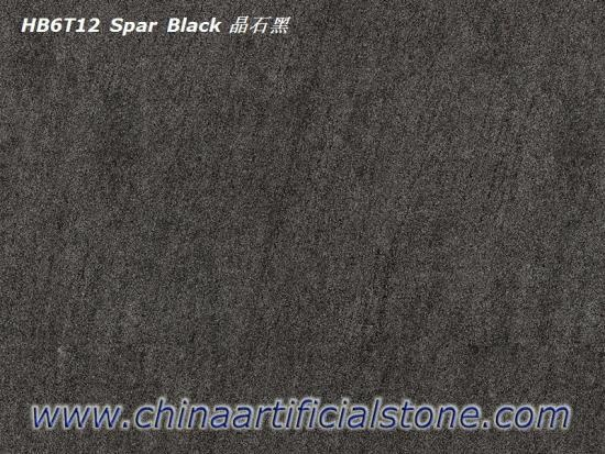 Black Antislip Outdoor Porcelain Paver Tiles 20mm Thick