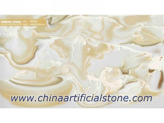 Artificial Onyx Transulcent Stone Sheets
