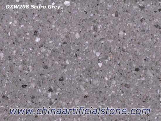 Italian Grey Terrazzo Tiles for Floor and Wall