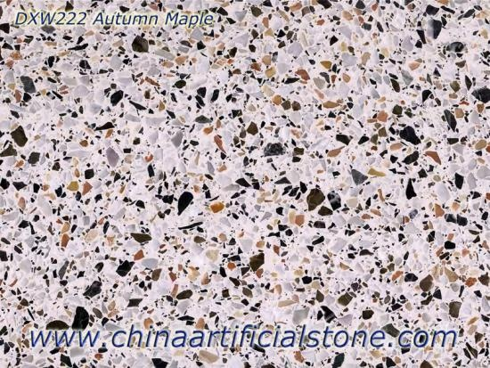 China Top Multicolor Terrazzo Floor Tiles and Wall Panels Factory