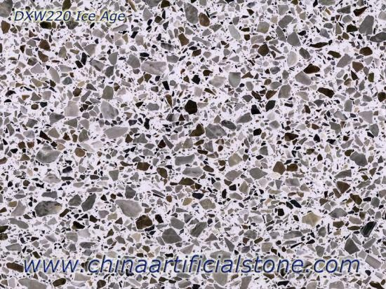 Multicolor Terrazzo Tiles and Slabs