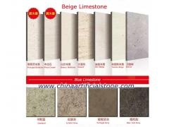 Limestone Tile for Exterior and Interior Wall Cladding