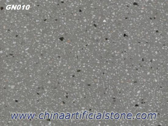 Grey Terrazzo Tile for Indoor and Outdoor Floor and Wall