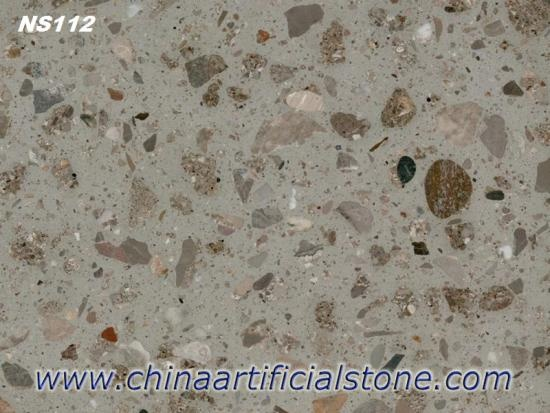 China Cement Terrazzo Tile Slabs Manufacturer