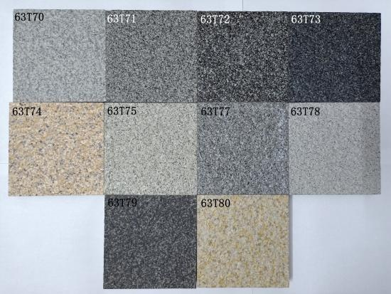 Antislip Granite Effect Porcelain Paver Outdoor Tiles