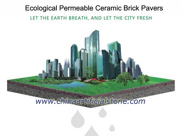 What is the Best Ecological Water Permeable Paver for Walkway Driveway