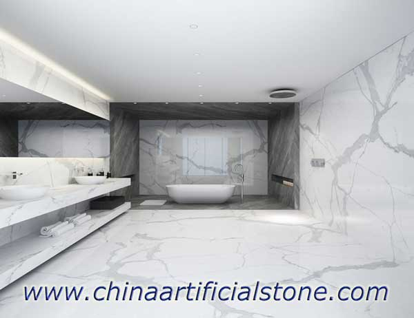 Enming Stone Sintered Stone Porcelain Slabs Test Result